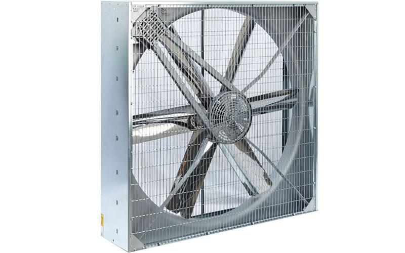Poultry circulation fan