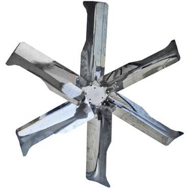 Nuove pale per ventilatore HP