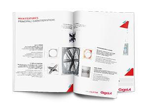 Brochure Circulation fans